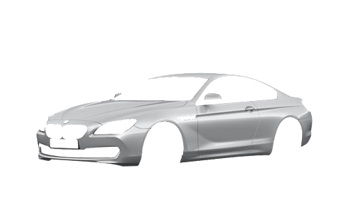 Цвета кузова 6 Series Coupe (F13)