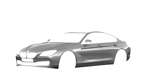 Цвета кузова 6 Series Gran Coupe (F06)