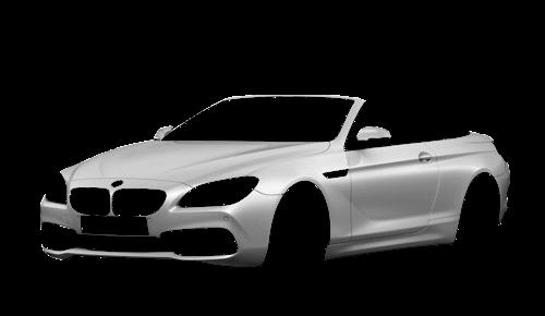 Цвета кузова 6 Series Cabrio (F12)