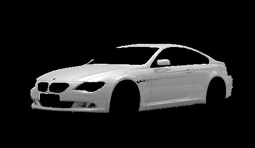Цвета кузова 6 Series Coupe (E63)
