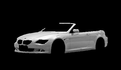 Цвета кузова 6 Series Cabrio (E64)